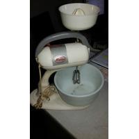 Batedeira Walita Antiga Completa Anos 50/60 Pirex Porcelana