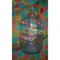 Garrafao Vidrao Antigo Agua Mineral 20 Litros