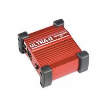 Direct Box Behringer Gi100 Na Cheiro De Musica Loja !!