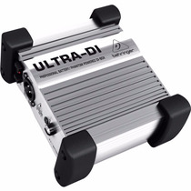 Behringer - Direct Box Ativo - Ultra-di - D I 100