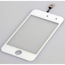 Tela Vidro Display Touch Screen Branco Apple Ipod 4 4th 4g