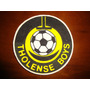 Escudo Do Tholense Boys - Holanda - Futebol