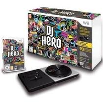 Dj Hero Completo Wii Aceito Sedex A Cobrar + Barato Do Ml