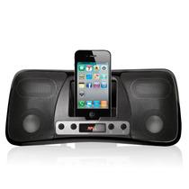 Dock Station Multilaser 20w Sp162 P/iphone Ipod Usb Sd Rádio