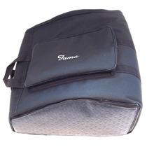 Capa Bag Soft Case Para Acordeon 120 Baixos Master Luxo