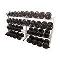 Dumbells De Anilha Vazada (ferro) 12 A 30kg (pares)