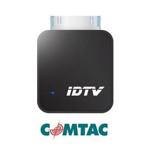 Receptor Tv Digital P/ Apple Iphone 3gs 4 4s Ipad 2 3 Ipod 9