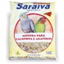 Comedouro /bebedouro Para Calopsita +banheira+ Ração+ninho