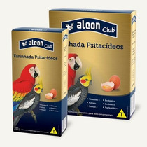 Farinhada Com Ovo Para Ring Necks Alcon Club Saco De 5kg