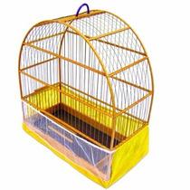 Capa De Fundo De Gaiola Aves Pacote 12 Unidades Pet Shop N8