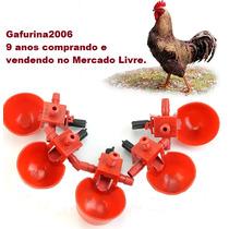 5 Bebedouro Automático Galinha Ovo Frango Mercado Envios