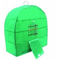 Capa De Gaiola Cobertura Total Aves Pet Shop N2 Cores