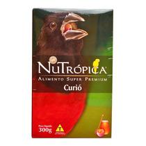 Ração Curió Bicudo Azulão Coleirinha Nutrópica Premium 300g