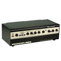 Cabeçote P/ Baixo Meteoro 800mb 400w Bi-amplificador 3891