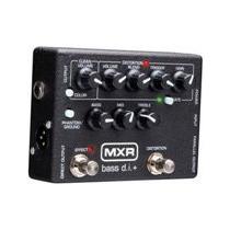 Promoção! Dunlop M80 Pedal Mxr Bass D.i. Distortion P/ Baixo