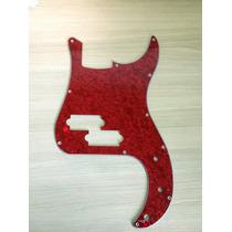 Escudo Plástico Baixo Precision - Red Pearl