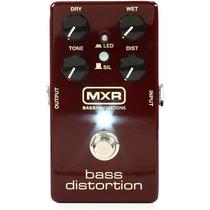 Promoção! Dunlop M85 Pedal Mxr Bass Distortion Baixo