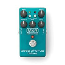 Promoção! Dunlop M83 Pedal Mxr Bass Chorus Deluxe Para Baixo