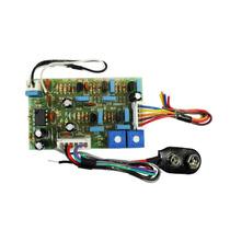 Kit Pré-amplificador Circuito Ativo P/ Baixo-cp700sp Sonorus