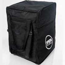 Capa Bag Para Cajon Fsa Square Fbsq 01 Preto !!!
