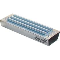 Reco Reco 3 Molas Aluminio Natural Torelli Tr503