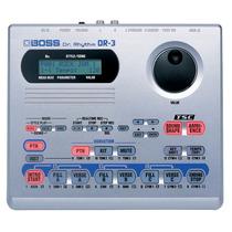 Bateria Eletrônica Dr3 Boss Produto De Show Room 2084