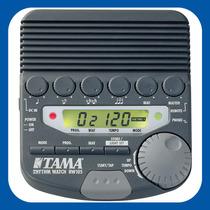 Metrônomo Tama Rw 105 Digital Rhythm Watch + Bateria 9v+ Nfe