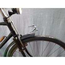 Bicicleta Antiga Enfeite/adôrno De Paralama ( Deusa )