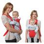 Canguru -baby Sling -produto Importado - Vermelho