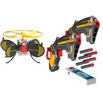Lançador De Dardos Com Drone Alvo Battle Fx - Intek