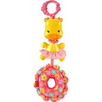 Fisher Price Girafinha Pula Pula - Mattel Cgn94