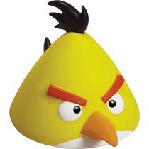 Boneco Angry Birds Chuck Amarelo - Grow