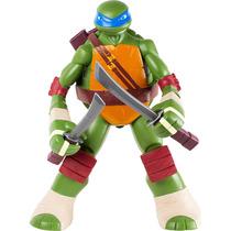 Boneco Tartarugas Ninja Leonardo 53cm - Mimo