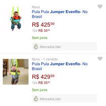 Jump&go Evanflo