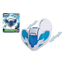 Chest Steel Max Steel Com Ajuste Na Camiseta - Fun
