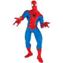 Boneco Homem Aranha Vermelho Gigante 55cm - Mimo