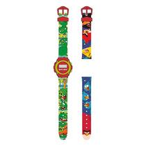Relógio Troca Pulseiras Angry Birds - Fun