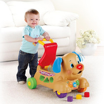 Andador Cachorrinho Fisher Price Aprender E Brincar