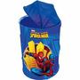 Porta Brinquedos Cesto Infantil Homem Aranha (gulliver)