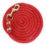 Cabo De Cabresto Vermelho Fabricado Em Nylon Importado