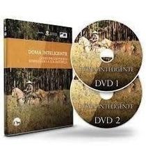 Dvd Doma Inteligente: Como Iniciar Potros Respeitando A S...