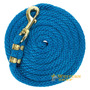 Cabo De Cabresto Azul Importado Fabricado Em Nylon - Lami-ce