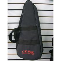 Capa Bag Para Cavaquinho Extra Luxo Cr Bag