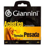 Encordoamento Cavaco Giannini Gescpa Bronze Pesada, 04349