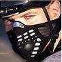Máscara Anti Poluição Para Bicicletas E Motos