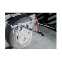 Transbike P/ Carros Com Estepe - Eco Sport Cross Fox Idea