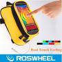 Bolsa Roswheel Impermeável Para Bicicleta Ciclismo Ar Livre