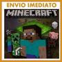 Minecraft - Cartão De Ativação Original (key) Envio Agora!!