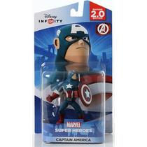 Boneco Capitão América - Disney Infinity 2.0-captain America