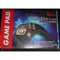 Controle Game Pad - Max Fire G-09d - Digital - Lacrado